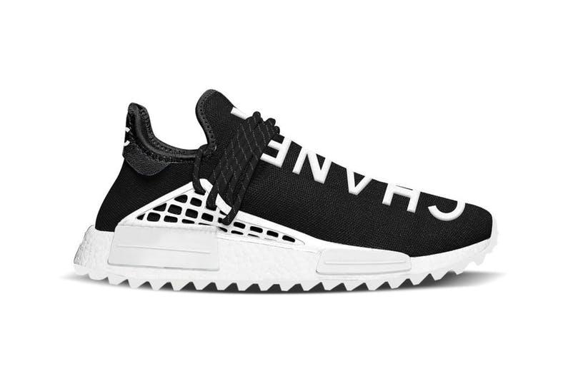 Pharrell, Adidas et Chanel viennent de sortir une paire de sneakers