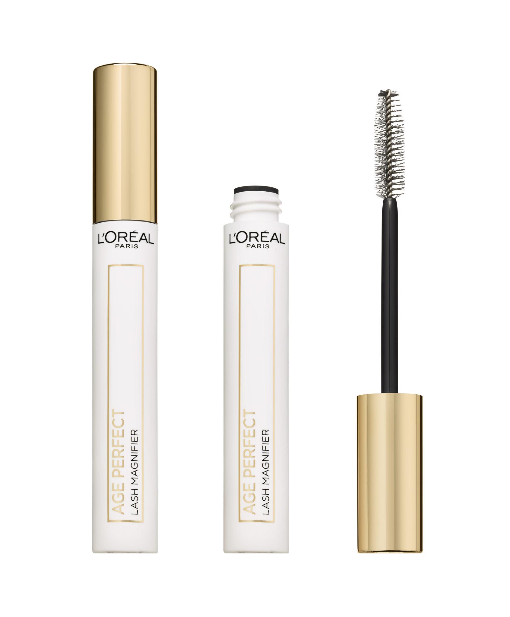 Crème Age Perfect, de chez l'Oréal lancée au début des années 2000, sur le segment du capillaire et du maquillage