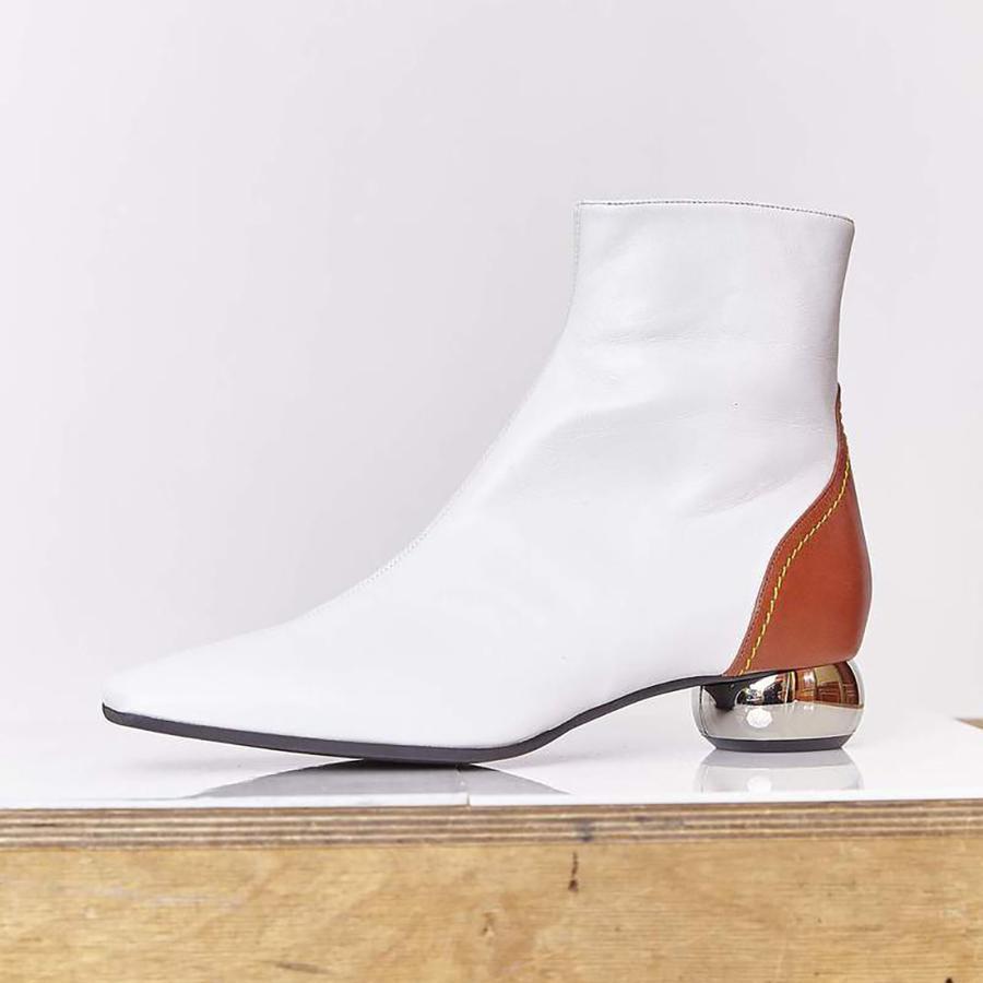 Les chaussures de la rentrée 2018 - Ellery Bottines en cuir Chelsea, Ellery