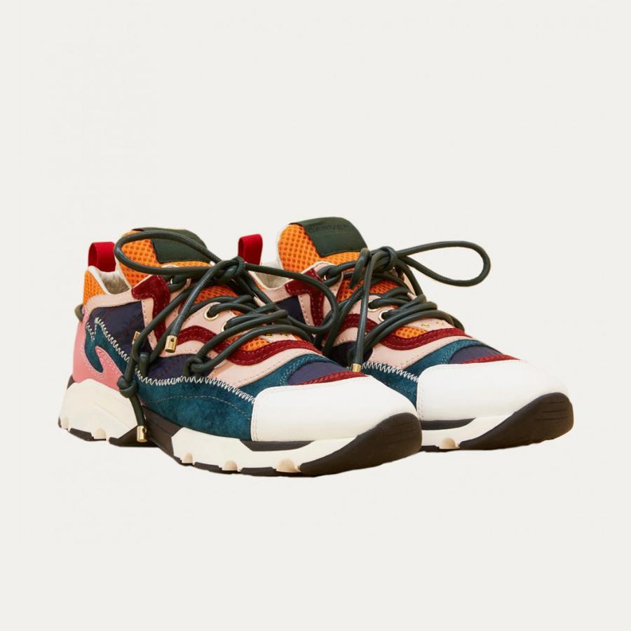Les chaussures de la rentrée 2018 - Carven SNEAKERS - Baskets Nayeli, Carven